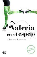 Reseña - En los zapatos de Valeria, Elísabet Benavent