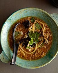 Hot-and-Sour Soup Recipe on Food & Wine