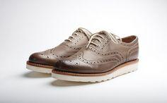 William V, Grenson Shoes