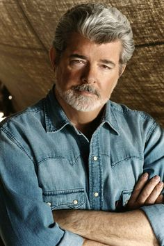 Day 10: Favorite Director (I don't know that many directors, so I decided to go with one of the only ones I know, George Lucas XP)