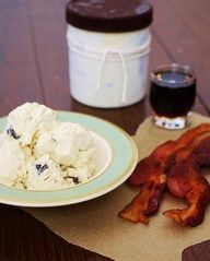 Maple and Chocolate-Bacon Crunch Ice Cream (Paleo)   @ South Beach Primal