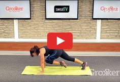 Bust out this full-body plan whenever and wherever you want to squeeze in a sweat session. #fitness #workout http://greatist.com/move/bodyweight-workout-you-can-do-anywhere