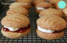 These Thermomix Monte Carlo biscuits are the yummiest things ever! Monte Carlo Biscuits, Cantaloupe Recipes, Radish Recipes, Cheddarwurst Recipe, Frangipane Recipes, Mulberry Recipes, Spagetti Recipe, Candy, Kitchens
