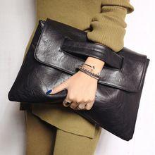 Mujeres de moda del bolso de embrague del sobre bolsos Crossbody alta calidad para mujeres tendencia del bolso del mensajero grande Ladies embragues(China (Mainland))
