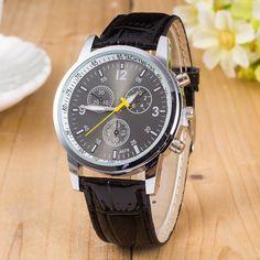 >> Click to Buy << 2016 new arrival Leisure Business Men's Wristwatch Men Watch Luxury Brand Relogio Masculino Geneva Clock 8659 #Affiliate