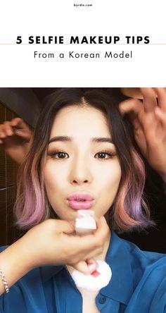 Instagram star and It-girl Irene Kim shares her selfie secrets