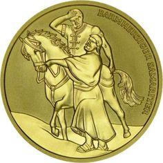 50 Euro Gold Nächstenliebe PN