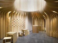 T-Boutique by Studio Pha, Prague – Czech Republic » Retail Design Blog