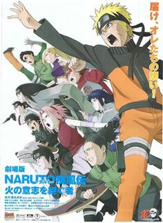 Naruto Shippuden the Movie: Inheritors of the Will of Fire with bloodline limits begin disappearing in all the countries and blame points toward the fire nation. By Tsunade's order, Kakashi is sacrificed to prevent an all out war. Naruto fights through Gaara, Sarada Y Sasuke, Kakashi, Naruto Uzumaki, Sasuke Sakura, Naruto Shippuden The Movie, Naruto The Movie, Naruto Movies In Order, Avengers