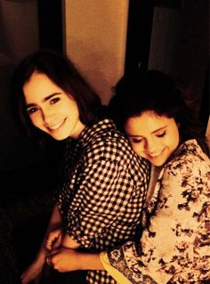 Lily Collins: Love you @elena Gomez. So proud and inspired. Can't wait for what's to come. By your side. #proudfanrightback