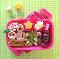 How To Make a Bento Box: perfect for kid or adult prepared lunches! In just the right serving size.