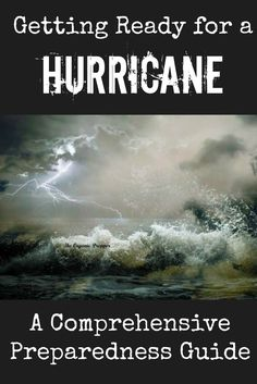 How to Get Ready for a Hurricane - The Organic Prepper Survival Shelter, Survival Prepping, Emergency Preparedness, Survival Gear, Survival Skills, Urban Survival, What Is Bug, Hurricane Preparedness, Basic Yoga