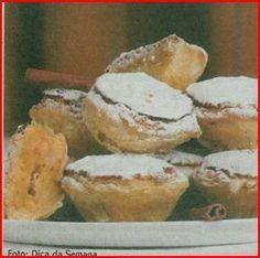 Receitas - Pastéis de feijão à minha moda - Petiscos.com