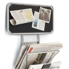 Zeitungsleiter von Manufactum