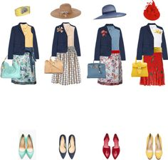 """Derby Daze Contest - The Winner's Circle"" by kathyaalrust ❤ liked on Polyvore"