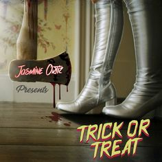 Female young pop singer Jasmine Ortiz demands attention from the global audiences with 'Trick or Treat' on Spotify. #JasmineOrtiz #popmusic #TrickorTrea Pop Singers, Pop Music, Trick Or Treat, Jasmine, Riding Boots, Female, Halloween Trick Or Treat, Popular Music, Equestrian Boots