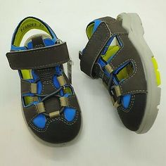 Pepino by Ricosta Boys Sandals Shoes Grey Blue Infant Size UK 6 Eur23 BRAND NEW | eBay Grey Sandals, Shoes Sandals, Clark Kids, Toddler Flip Flops, Christams Gifts, Womens Maxi Skirts, Jelly Shoes, Love Clothing, Desert Boots