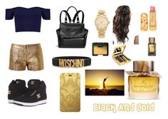 """gold is bold!"" by ashika456 on Polyvore featuring Lanvin, DC Shoes, Givenchy, Moschino, Christian Lacroix, Michael Kors, Burberry, Dolce&Gabbana, Elizabeth Arden and NARS Cosmetics"