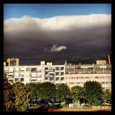 nuage contraste Dégagé Météo soleil ensoleillé par @leofromparis