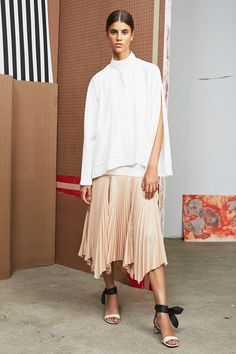 Derek Lam 10 Crosby   Spring 2015 Ready-to-Wear Collection   Style.com