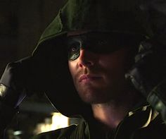 Arrow - Stephen Amell as Oliver Queen/The Arrow