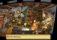 Legend of Mana Part #17 - World History