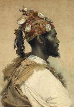 Parache, the Dancer is an Orientalist Watercolor Painting created by José Tapiro y Baro from 1895 to It lives at the Museo Nacional Del Prado in Spain. The image is in the Public Domain, and tagged Portraits. African American Art, African Art, Art Arabe, The Dancer, Art Africain, Spanish Artists, Spanish Painters, Afro Art, Watercolor Portraits