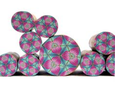Hey, I found this really awesome Etsy listing at http://www.etsy.com/listing/129583395/polymer-clay-kaleidoscope-millefiori