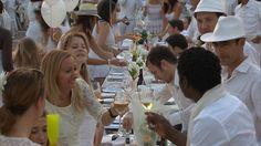 Diner en Blanc Montreal-   August 16, 2012