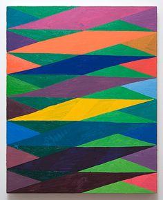 TODD CHILTON: Untitled (triangles and quadrilaterals), 2008