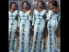 Latest Aso Ebi Styles For 2016