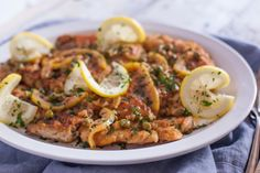 Chicken Piccata Recipe - Genius Kitchen