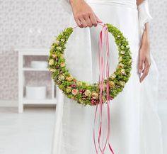 Werkstückbesprechung Festonartiger Brautkranz