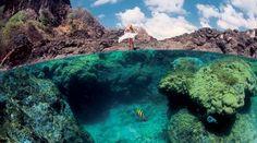Também considerada uma das praias mais bonitas do Brasil, é ótima para snokel e você pode, inclusive, observar tartarugas por ali. A praia tem uma tonalidade esverdeada incrível, só vendo ao vivo para acreditar. Na maré baixa formam-se piscinas naturais com peixinhos que são uma graça.