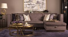 The Living Room collection at LuxDeco.com