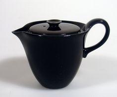 Black porcelain tea ceremony set :: chinalife
