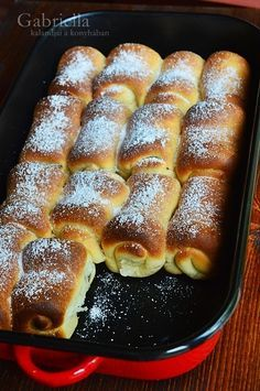 Bread Dough Recipe, Ring Cake, Hungarian Recipes, Almond Cakes, Food 52, Fudge, Cake Recipes, Food And Drink, Cooking Recipes