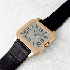 Debonair #Dumont by #Cartier now available at the #WatchCentre