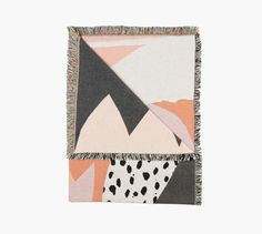 Slowdown Studio Introduces New Blankets and Beach Towels for Season Eight - Design Milk