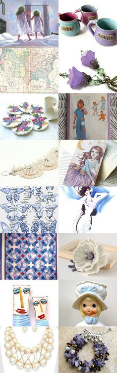 Jumping On The Bed by Nancy on Etsy--Pinned with TreasuryPin.com