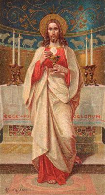 Agnus Dei: Fiesta de Jesucristo, Sumo y Eterno Sacerdote