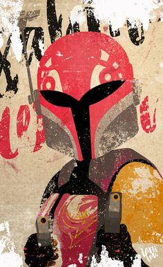 Sabine by Scott Anderson - Star Wars Rebels Season Two Fan Art Contest