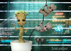 We Are Groot Limited Edition Gift Set. All the Groot you can handle in one place.