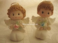 cold porcelain ANGELS - Google Search