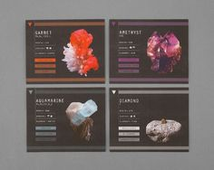 visual identity for high-end jewelry maker
