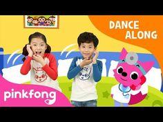 Five Little Monkeys Toddler Songs With Actions, Songs For Toddlers, Kids Songs, Preschool Education, Preschool Learning, Baby Shark Dance, Monkey Dance, Five Little Monkeys, Phonics Song
