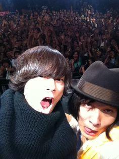"[Champagne]2011/11/13 写真で以上。洋平 「Getting Better〜15th Anniversary Party ""DREAM ON」@新木場STUDIO COAST"