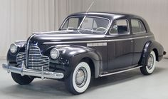1940 Buick Roadmaster: Drivers Side Front View