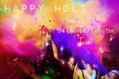 Happy #Holi everyone!