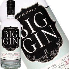 Big Gin Captive spirits è un gin molto versatile, che non perde però il suo appeal. Un profumo che parte dall'arancio bruciato, passa dal ginepro e arriva a una saporita spezia.